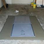 broken_arrow_garage_floor_shelter_installation